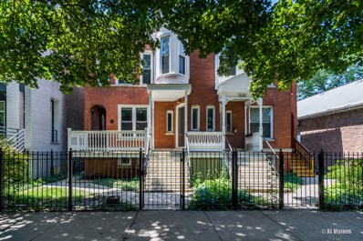 1632 N Claremont Avenue, Chicago, IL 60647 - MLS#: 10077423