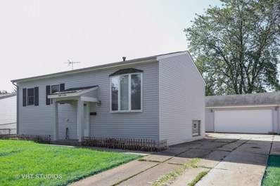 803 Wicker Avenue, Streamwood, IL 60107 - MLS#: 10077434