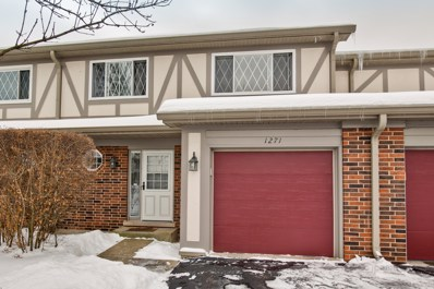 1271 Briarwood Lane UNIT 41, Libertyville, IL 60048 - #: 10077457
