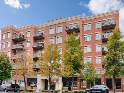950 W Huron Street UNIT 606, Chicago, IL 60642 - #: 10077468
