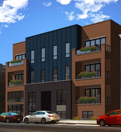 3020 W BELMONT Avenue UNIT 3W, Chicago, IL 60618 - MLS#: 10077559