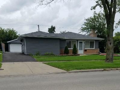 506 Lakewood Boulevard, Park Forest, IL 60466 - MLS#: 10077571