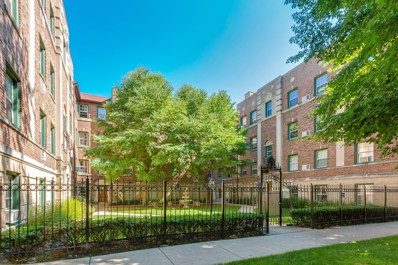 1810 W CHASE Avenue UNIT 3S, Chicago, IL 60626 - MLS#: 10077609