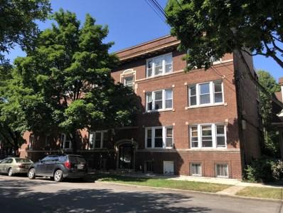 5710 N Wayne Avenue UNIT 1, Chicago, IL 60660 - MLS#: 10077612