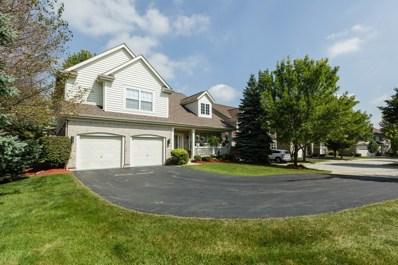 528 Valhalla Terrace, Vernon Hills, IL 60061 - #: 10077631