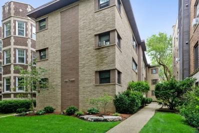 503 Sheridan Road UNIT 2B, Evanston, IL 60202 - MLS#: 10077640