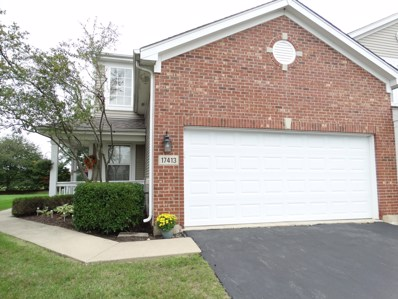 17413 Fox Bend Lane, Lockport, IL 60441 - #: 10077692