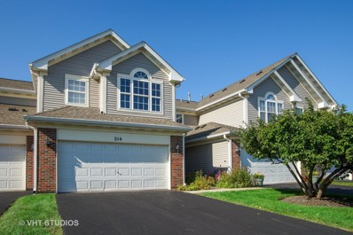 314 E Tall Oaks Lane UNIT 314, Itasca, IL 60143 - #: 10077719