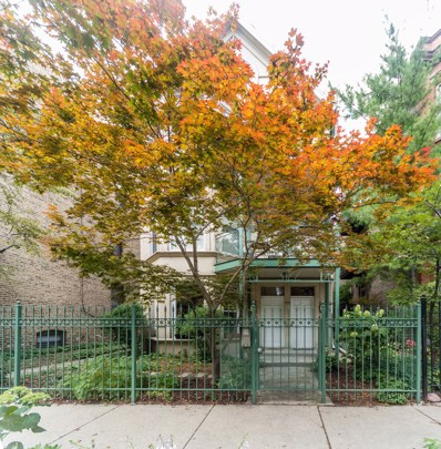 3122 N Clifton Avenue UNIT 1, Chicago, IL 60657 - #: 10077871