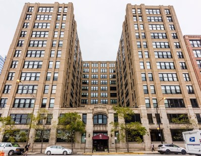 728 W Jackson Boulevard UNIT 315, Chicago, IL 60661 - MLS#: 10077876