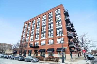1260 W Washington Boulevard UNIT 508, Chicago, IL 60607 - MLS#: 10077947