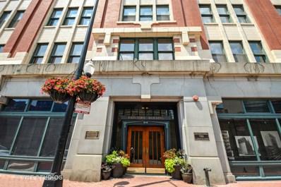 732 S Financial Place UNIT 813, Chicago, IL 60605 - #: 10077990