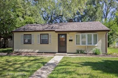 210 S Hammes Avenue, Joliet, IL 60436 - MLS#: 10078005