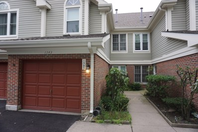 1343 S Old Wilke Road, Arlington Heights, IL 60005 - MLS#: 10078048