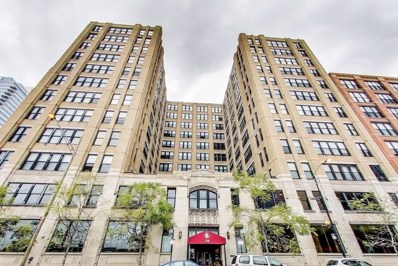 728 W Jackson Boulevard UNIT 701, Chicago, IL 60661 - MLS#: 10078066