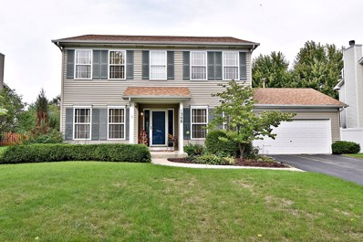 1308 Deerpath Circle, Aurora, IL 60506 - #: 10078187