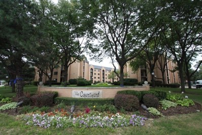 7420 W LAWRENCE Avenue UNIT 208, Harwood Heights, IL 60706 - #: 10078241