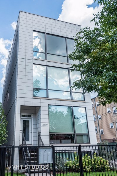 2119 N MOZART Street UNIT 3, Chicago, IL 60647 - #: 10078318