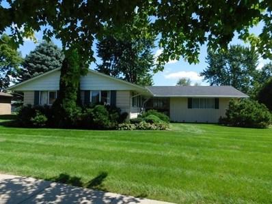 1301 Crest Lane, Rochelle, IL 61068 - #: 10078324