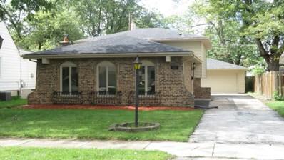 18508 Ridgewood Avenue, Lansing, IL 60438 - MLS#: 10078383