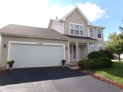 21665 W JOYCE Court, Plainfield, IL 60544 - MLS#: 10078564