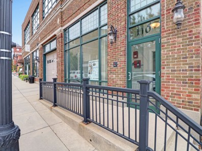 110 N 2ND Street UNIT 4, West Dundee, IL 60118 - MLS#: 10078570