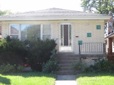 4702 N Octavia Avenue, Harwood Heights, IL 60706 - #: 10078580