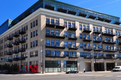1645 W Ogden Avenue UNIT 707, Chicago, IL 60612 - MLS#: 10078705