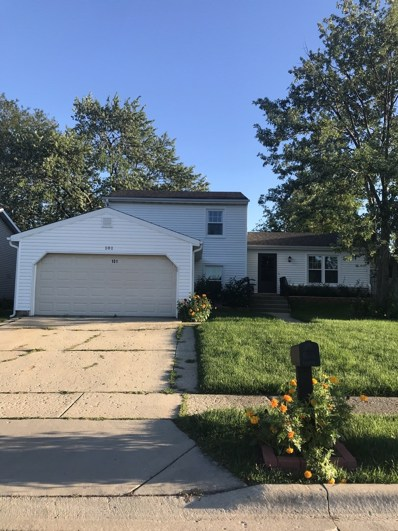 101 Brookside Drive, Glendale Heights, IL 60139 - #: 10078757