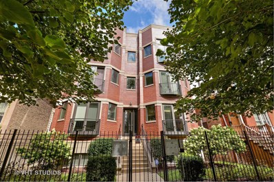 2038 W Iowa Street UNIT 3W, Chicago, IL 60622 - #: 10079302