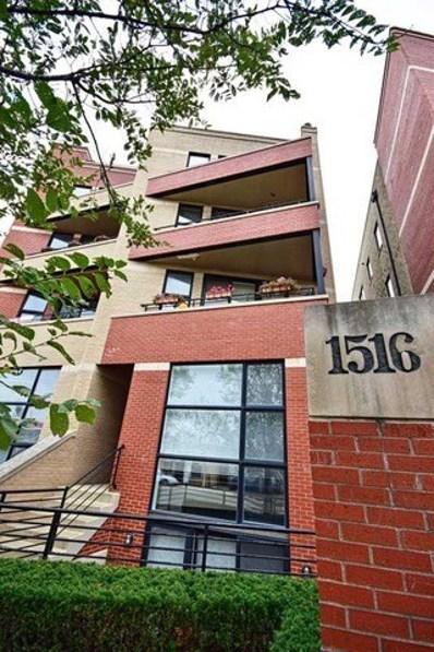 1516 W Grand Avenue UNIT 4W, Chicago, IL 60642 - #: 10079563
