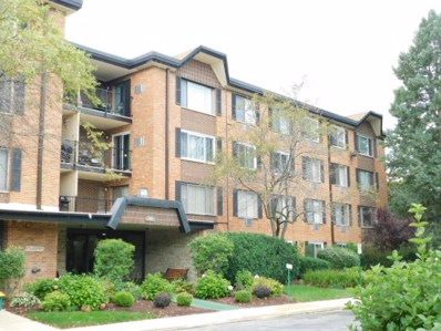 1126 S New Wilke Road UNIT 306, Arlington Heights, IL 60005 - MLS#: 10079571