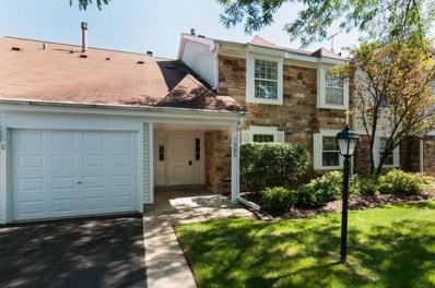 1585 Stonehill Court UNIT B, Wheaton, IL 60189 - #: 10079610