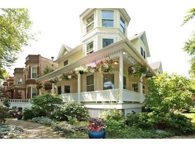 1904 W Patterson Avenue, Chicago, IL 60613 - #: 10079732