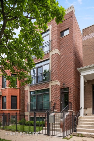 2014 W Addison Street UNIT 2, Chicago, IL 60618 - #: 10079735