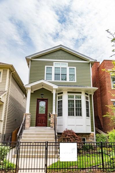 2427 W Winona Street, Chicago, IL 60625 - #: 10079770