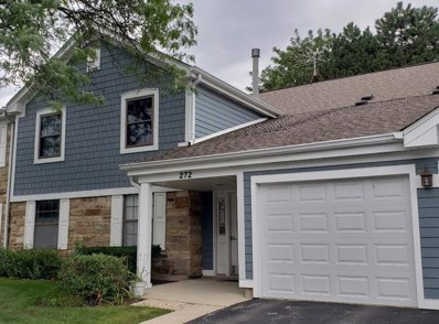 272 Elmwood Lane UNIT C1, Schaumburg, IL 60193 - #: 10079774