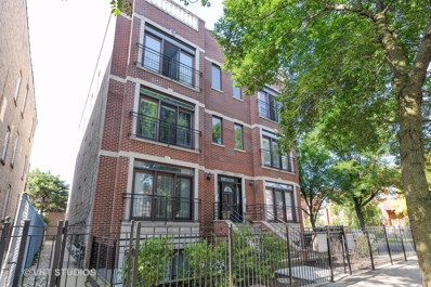 2659 W Walton Street UNIT 3W, Chicago, IL 60622 - MLS#: 10079804