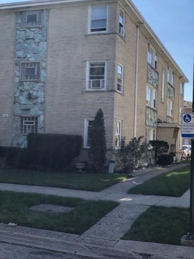 5204 N Oakview Street UNIT 3W, Chicago, IL 60656 - #: 10079838