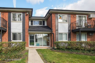 2419 E Olive Street UNIT 1F, Arlington Heights, IL 60004 - MLS#: 10079919