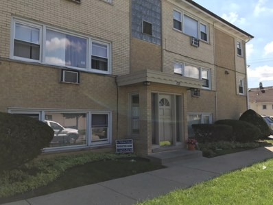 7321 W Fullerton Avenue UNIT 8, Elmwood Park, IL 60707 - MLS#: 10079923