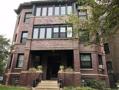 4826 N Kenmore Avenue UNIT 3, Chicago, IL 60640 - MLS#: 10079930