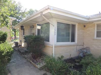 1663 Howard Avenue, Des Plaines, IL 60018 - #: 10079971