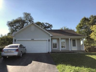 1886 Cambridge Drive, Carpentersville, IL 60110 - MLS#: 10080013
