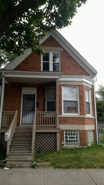 7221 S Peoria Street, Chicago, IL 60621 - MLS#: 10080241
