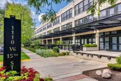 1110 W 15th Street UNIT 126, Chicago, IL 60608 - MLS#: 10080288
