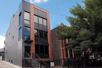 1012 N Paulina Street UNIT 3, Chicago, IL 60622 - #: 10080317