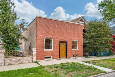 1656 W 38th Place, Chicago, IL 60609 - #: 10080359