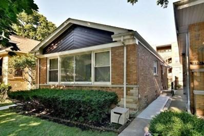 5355 N Bernard Street, Chicago, IL 60625 - MLS#: 10080377