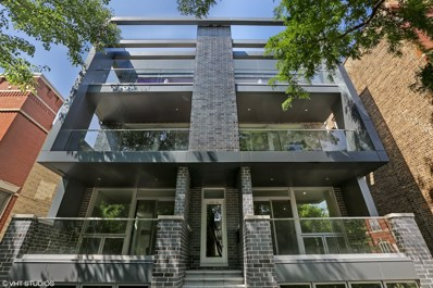 2136 W Lyndale Street UNIT 1W, Chicago, IL 60647 - MLS#: 10080384